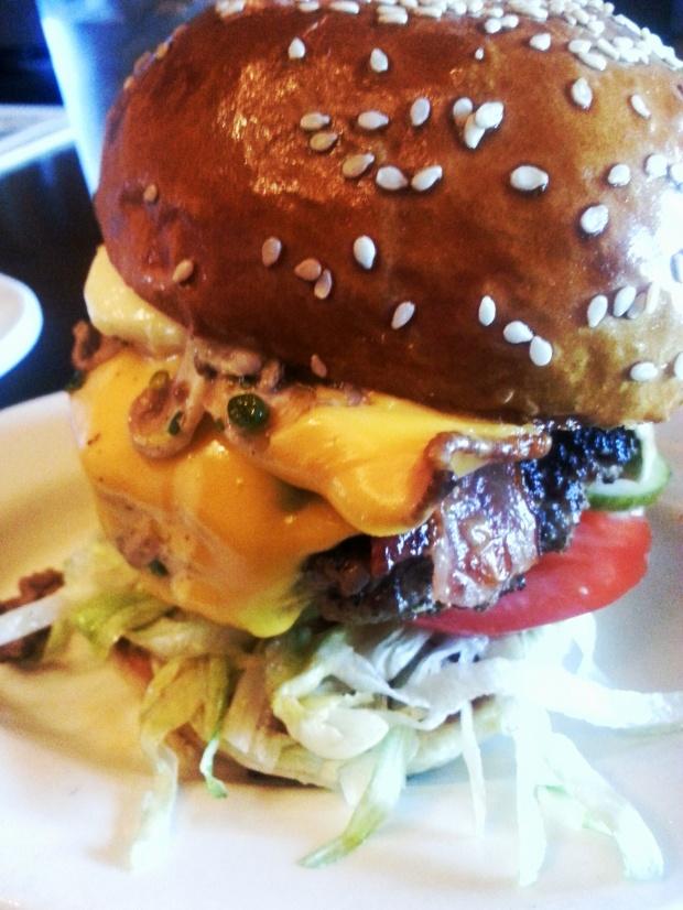 Haute Dish Burger