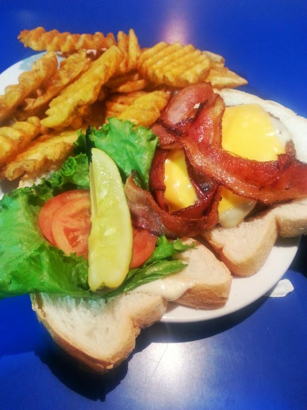 Uptown Diner Uptown Burger