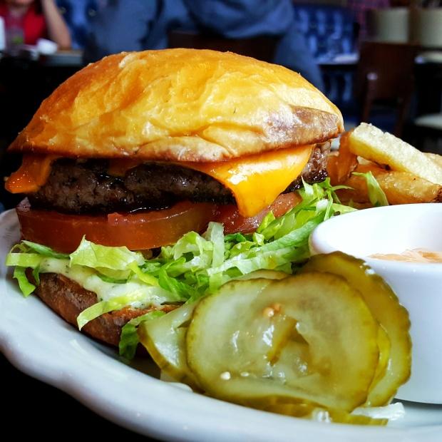 Nightingale Burger